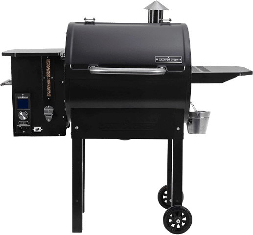 Camp Chef SmokePro DLX Pellet Grill - Black