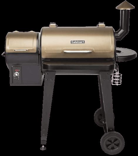 Cuisinart CPG-4000 Wood BBQ Grill & Smoker Pellet Grill