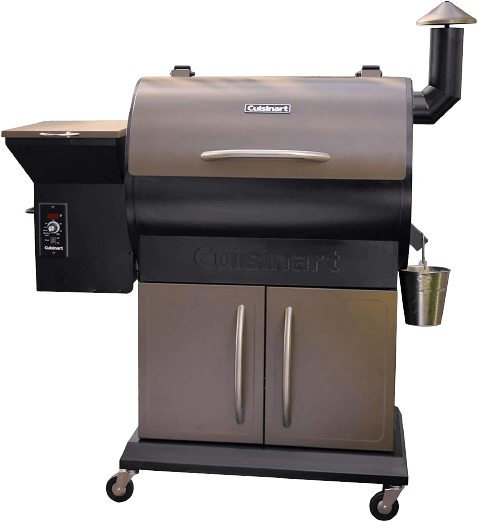 Cuisinart CPG-6000 Deluxe Wood Pellet Grill and Smoker