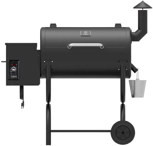 Z GRILLS Holiday 8-in-1 BBQ Wood Pellet Grill
