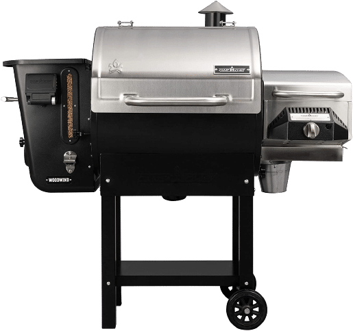 Camp Chef 24 in. WIFI Woodwind Pellet Grill