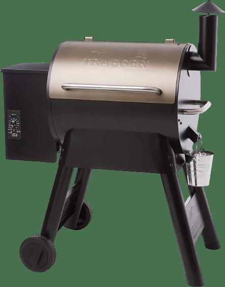 Traeger Grills Pro Series 22 Pellet Grill & Smoker