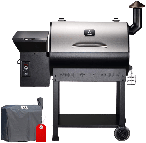 Z Grills ZPG-7002E 2020 Upgrade Wood Pellet Grill & Smoker