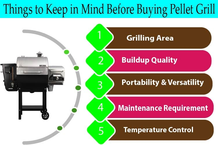 buying guide for pellet grills
