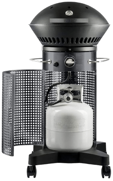 Fuego F21c-H Element Hinged Propane Gas Grill